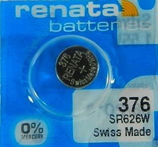 renata 376 watch battery