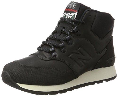 New Balance HL775, Botas para Hombre, Negro (Black), 44.5 EU