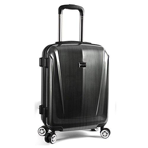 Sigma Unik koffer groot, zwart