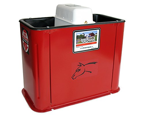 Brower MK32N Super Insulated Unheated Livestock Waterer