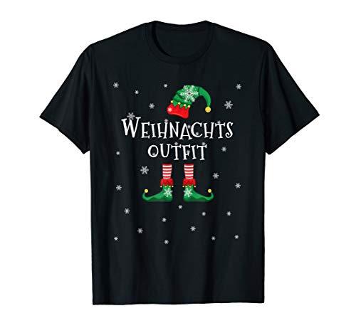 Elf-Weihnachtsoutfit - Familiengeschenke für Weihnachten T-Shirt