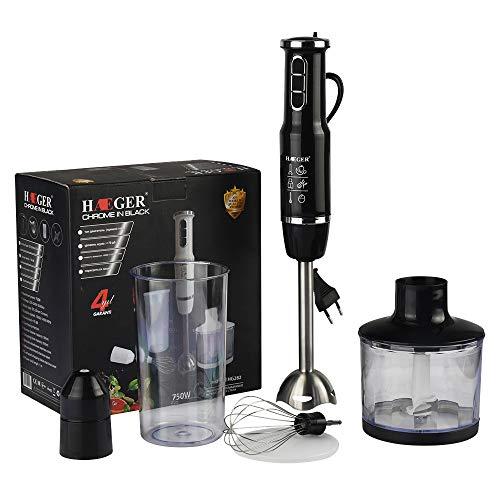 Blender Mixer Heavy Duty Automatische Fruit Juicer foodprocessor Ice Crusher Electric Mixer Handheld Keuken 3 In1 Blender Chopper