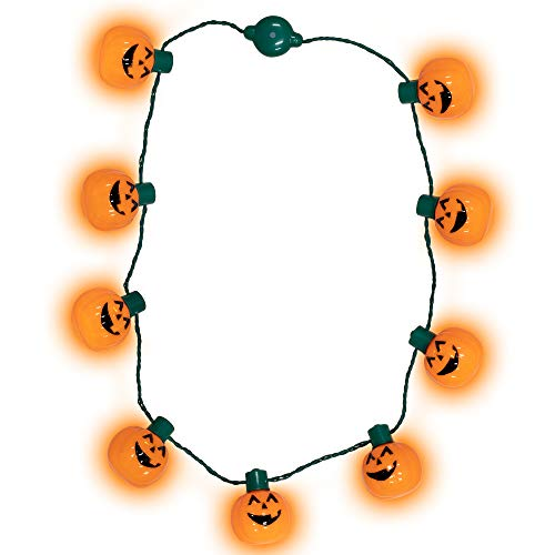 candy corn necklace - 3