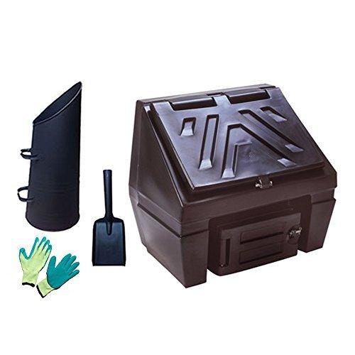 Titan Coal Bunker 3 Bag 150kg | With free Scuttle, Gloves and Shovel