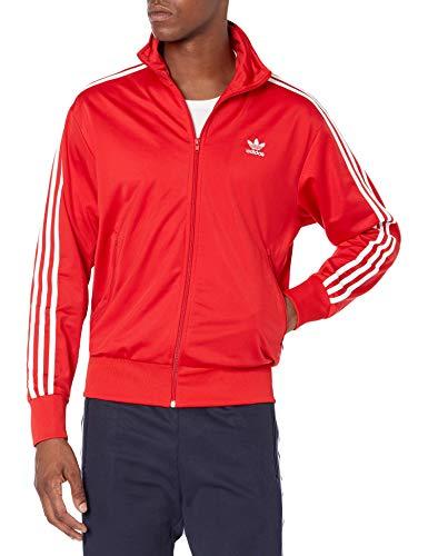 adidas Originals Firebird - Chaqueta para hombre -  Rojo -  X-Large