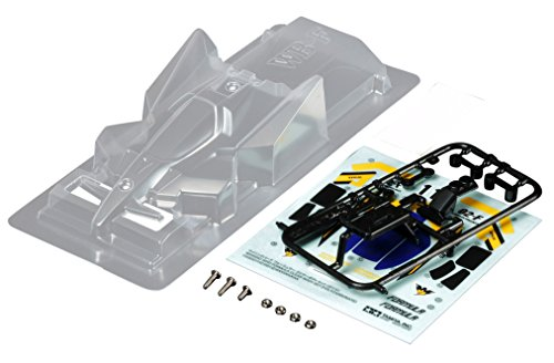 タミヤ グレードアップパーツシリーズ No.503 GP.503 ウイニングバード フォーミュラー クリヤーボディセット 15503