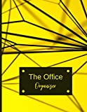 The Office Organizer: The Office Planner : Daily Monthly Work Day Organizer, To Do List, Notes, Tasks 120 Pages 8.5x11 Inches