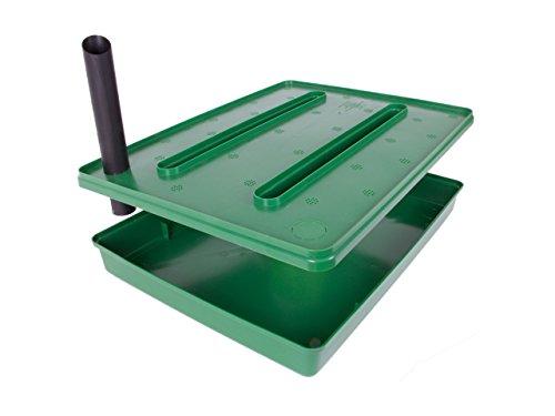 G-easy Das Clever Grabbewässerungssystem Bewässerungssystem Grabbewässerung Bewässerungssysteme für Gräber, Heim, Garten Bruchfest und Frostsicher