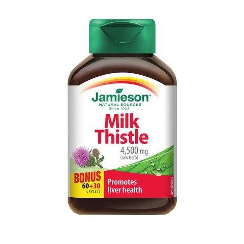 Milk Thistle Bonus-90 Brand: Jamieson Laboratories