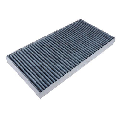 Blue Print ADA102505 Aktivkohlefilter / Innenraumfilter , 1 Stück