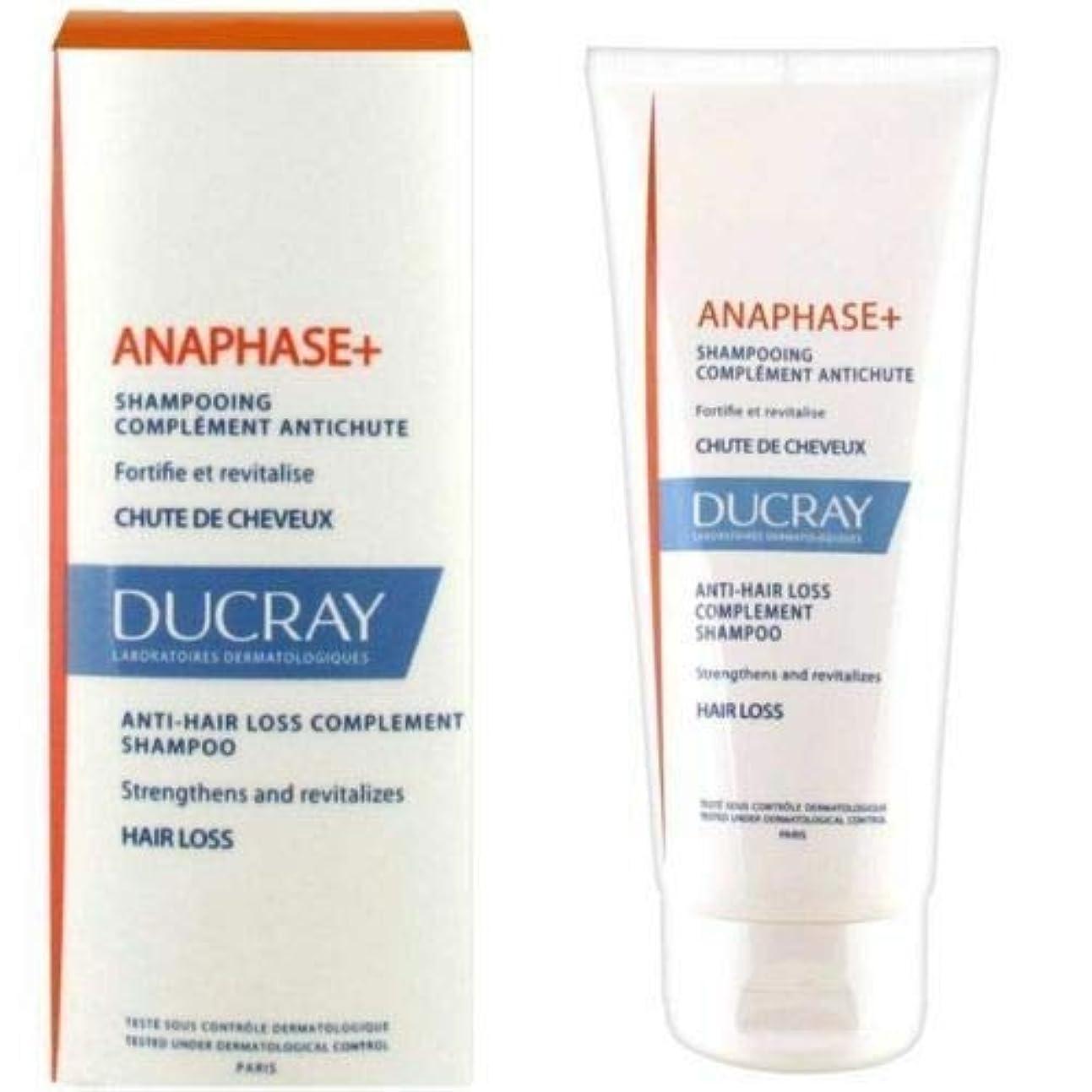 ふける接尾辞時刻表Ducray Anaphase+ Anti-Hair Loss Complement Shampoo 200ml