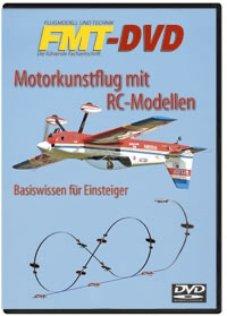 FMT DVD Motorkunstflug mit RC-Modellen Modellbau
