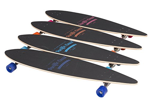 no brand - 79806 - Longboard - 112 X 25 Cm