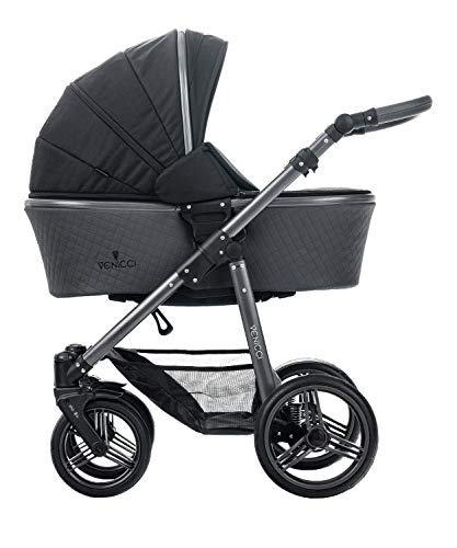 Best Prices! Venicci Carbo Lux 2 in 1 Travel System - Black/Graphite
