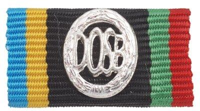 Weitere... Bandschnalle DOSB-Sportabzeichen Silber
