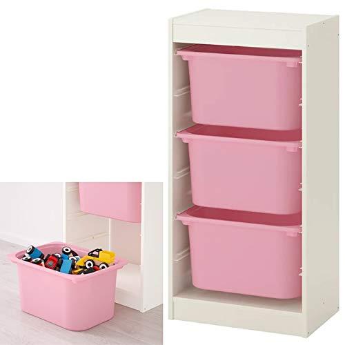 MAC TROFAST - Caja de almacenamiento para niños (46 x
