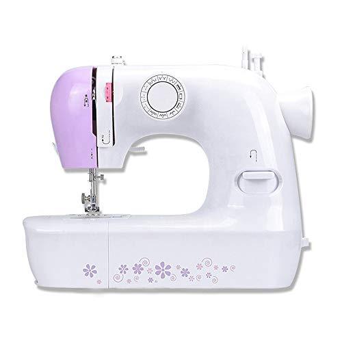 YAOHM Huishoudelijke elektrische multifunctionele dikke naaimachine voor het naaien van alle soorten stoffen met gemak