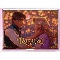 [ディズニー]  プリンセスドリームシリーズ/横型コンパクトミラー [Rapunzel -ラプンツェル-]