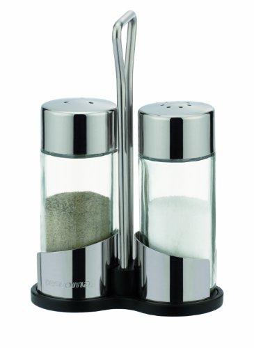 Tescoma Tischset, Silber/Schwarz, 8.5 x 13 cm