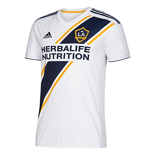 adidas Los Angeles Galaxy Jersey Replica Home Soccer Jersey (XXX-Large)
