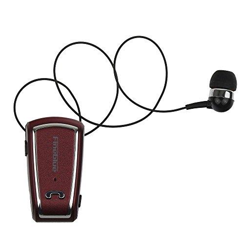YAJIWU Fineblue F-V3 Auriculares inalámbricos Bluetooth estéreo Bluetooth 4.0 intraurales para iPhone 6S/SE así como Samsung Galaxy HTC Portátil Bluetooth habilitado