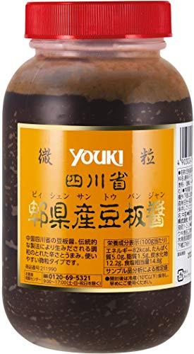 ユウキ 四川省ピィ県産豆板醤(微粒) 1kg