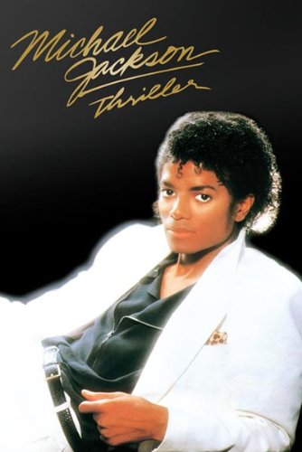 Michael Jackson - Thriller - Póster - 61 cm x 91,5 cm