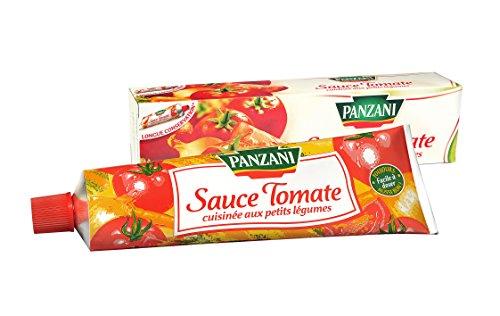 Panzani Sauce Tomate cuisinée aux petits légumes Tube 180 g