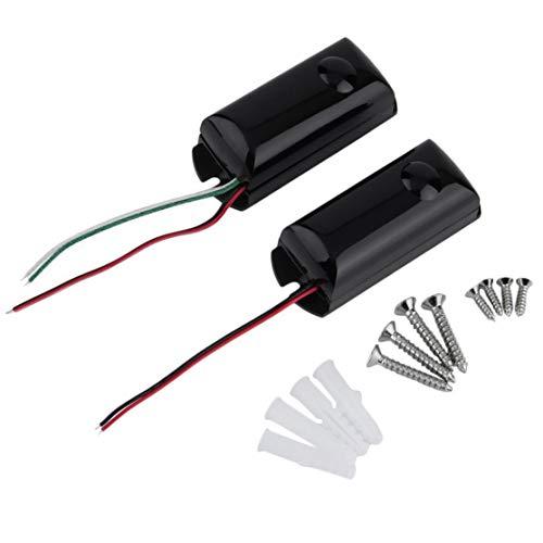 1 Unids Cableado Solo Haz Infrarrojo IR Barrera Detector Nuevo Sensor de Movimiento Al Aire Libre para la Seguridad Casera Accesorios para Herramientas