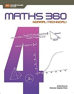 Maths 360 Textbook (NT) Secondary 4