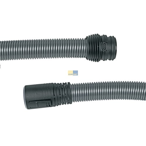Bosch Siemens 577944 00577944 ORIGINAL Saugschlauch Schlauch 1635mm Silber ohne Griff Staubsauger