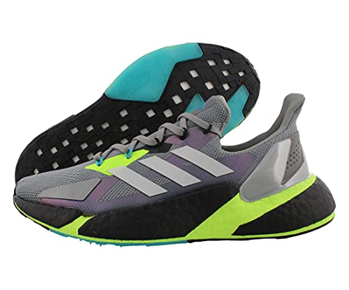 adidas Mens X9000l4 Running Sneakers Shoes - Grey - Size 11 D