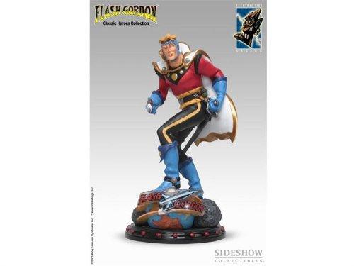 Flash Gordon Electric Tiki 12' Statue