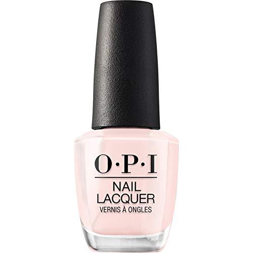 OPI Nail Lacquer - Nagellack in Nudetönen mit bis zu 7 Tagen Halt - Ergiebig, langlebig &...