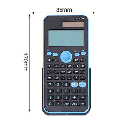 CZPF Wetenschappelijke rekenmachine, multifunctionele rekenmachine, speciale rekenmachine, voor studenten,