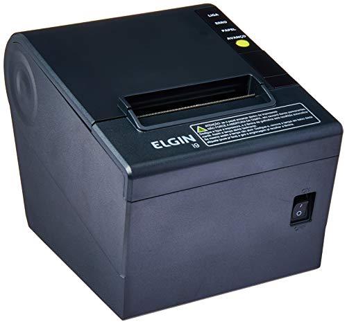 Elgin Impressora Térmica Nao Fiscal i9 Vox, Preto