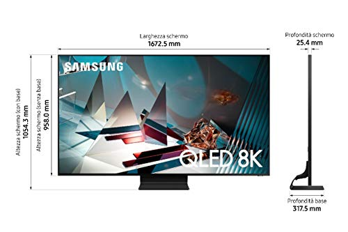Samsung TV Q800T Smart TV 75