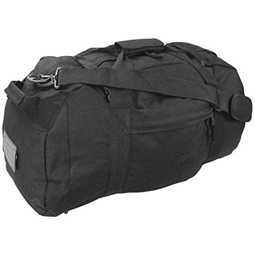 HIGHLANDER Loader Sac de Voyage Noir 65 L