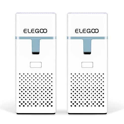 ELEGOO Air Purifier Battery Powe...