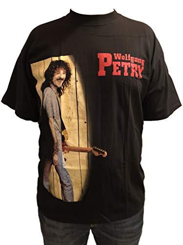 Wolfgang Petry T-Shirt NEU OVP Original Merchandise (XL, Körper + Rücken)