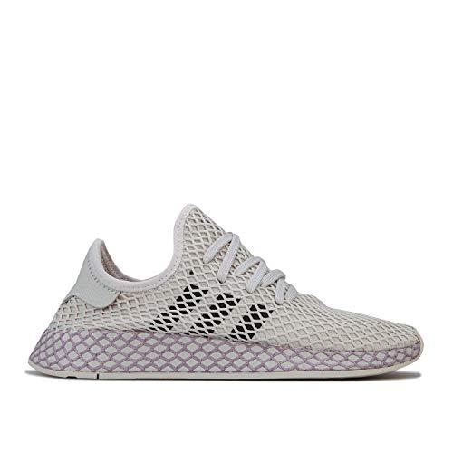 Adidas Dames Deerup Runner W Sneaker Grijs
