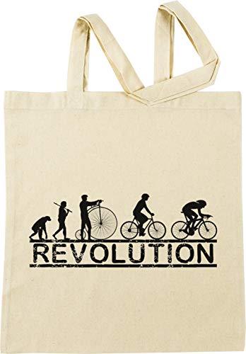 Vendax Cyclisme Révolution Beige Sac à Provisions Réutilisable