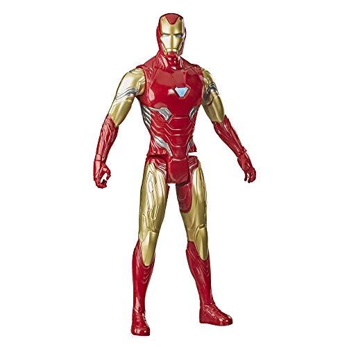 Marvel Avengers Titan Hero Serie Iron Man, 30 cm große Action-Figur, Spielzeug für Kinder ab 4 Jahren