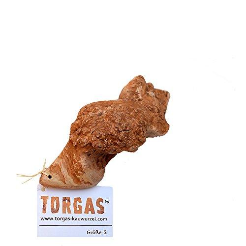 TORGAS® Kauwurzel -Das Original aus Portugal- Größe S