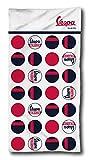 Vespa Handtuch Badetuch | Strandtuch Vintage 80x160 cm | Badetuch Vespa Roller | Baumwolle Öko-Tex...