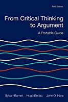 From Critical Thinking to Argument: A Portable Guide, 5th Edition Front Cover