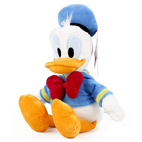 Juguete Peluche Pato Donald Y Daisy Peluches Hot Toys Animal De Peluche PP Algodón Muñecas Cumpleaños Navidad