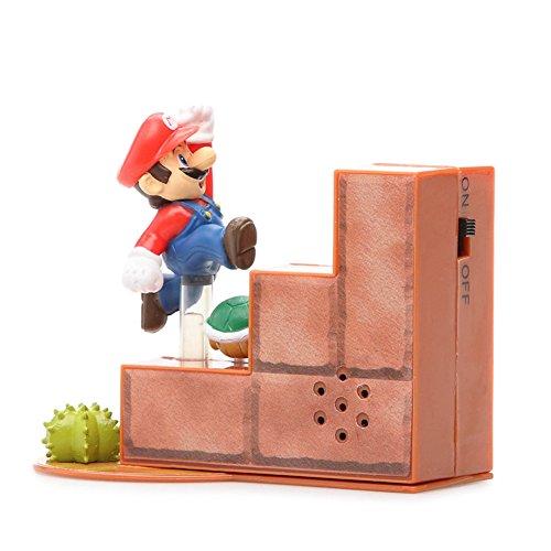 New Super Mario Bros WII 1Up Turtle Tip Mini Sound figurine
