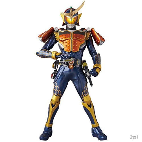 RAH(リアルアクションヒーローズ) GENESIS 仮面ライダー鎧武 オレンジアームズ 約150mm ABS&ATBC-PVC製 塗装済み 可動フィギュア【新品】