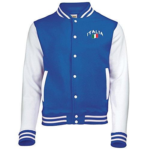 Supportershop Italien Trikot Kinder S blau